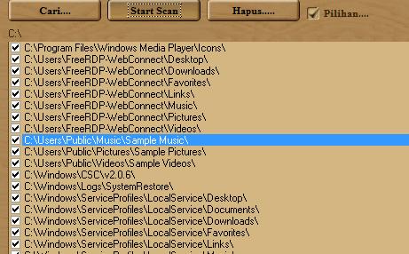 Cara Membersihkan File Sampah di HP