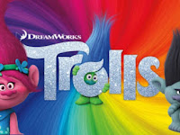 Download Film Trolls (2016) Subtitle Indonesia Bluray