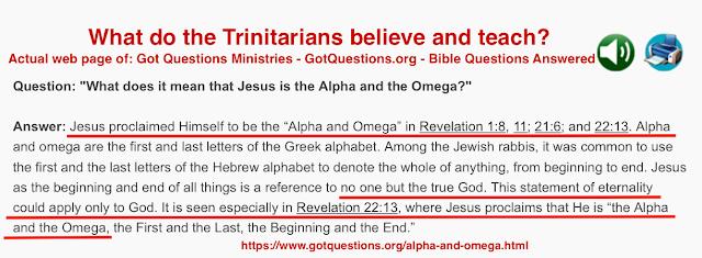 what Trinitarians believe?