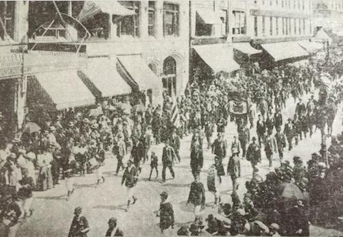 Chicago 1. Mai 1897