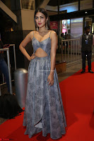 Rhea Chakraborty in a Sleeveless Deep neck Choli Dress Stunning Beauty at 64th Jio Filmfare Awards South ~  Exclusive 130.JPG