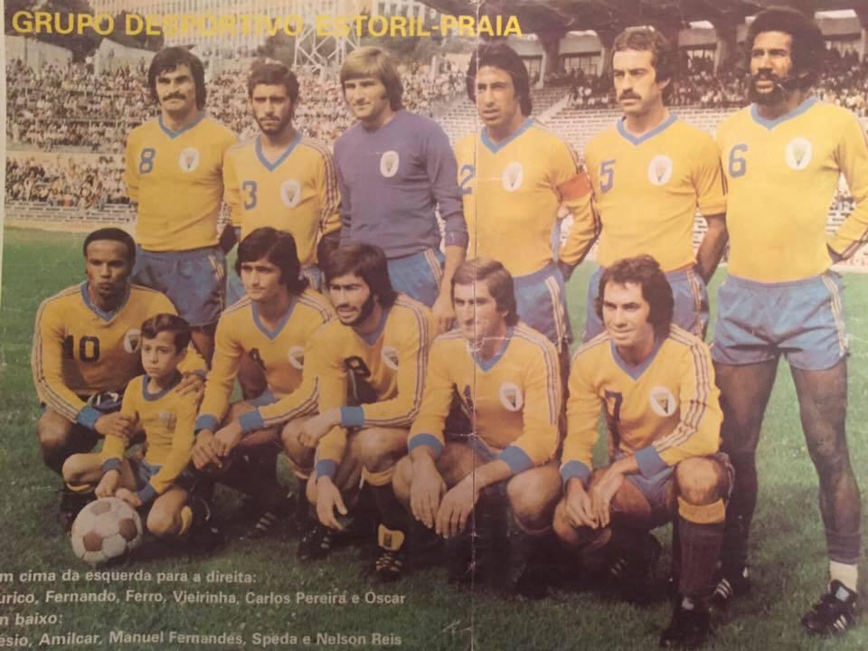 c86b82cd3e Histórias do Futebol em Portugal (22)... A excentricidade de António  Medeiros que colocou o Estoril Praia na História