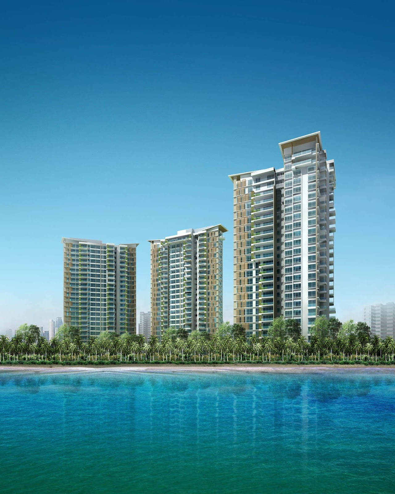 Meyer Park Apartments: Seafront On Meyer Singapore