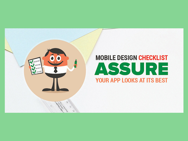 Mobile App Design Checklist