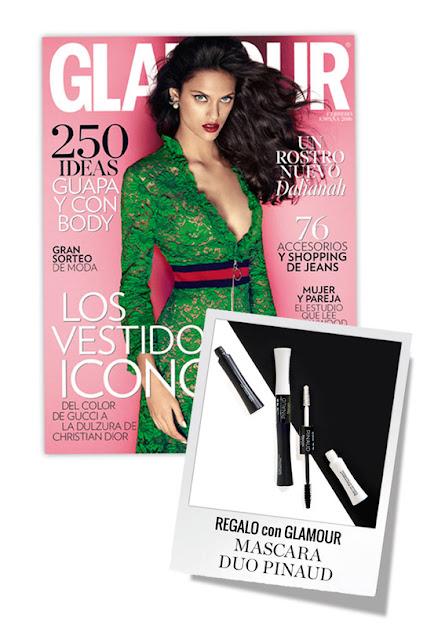 Regalos Revistas Febrero 2016 - Glamour