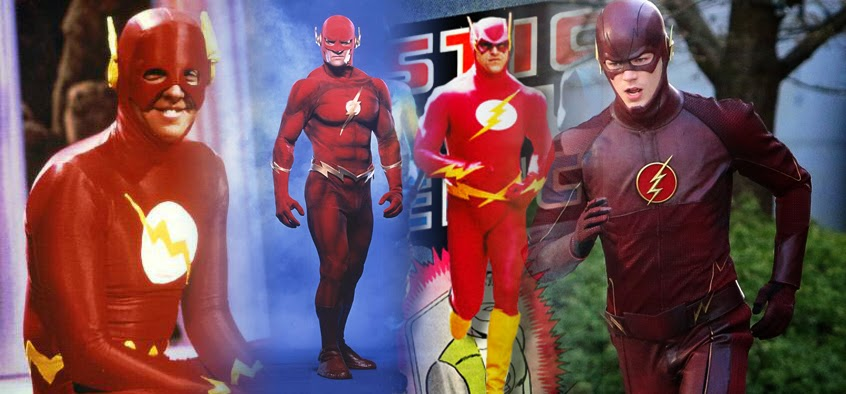 The Flash superhero actor live action tv show