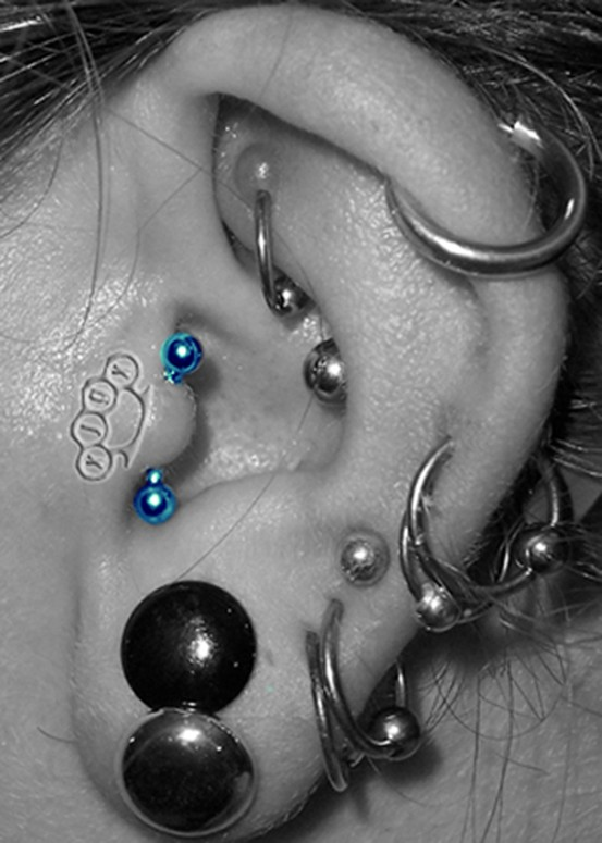 FunMasti4u: Ear Tragus Piercing Ear Piercing Jewelry