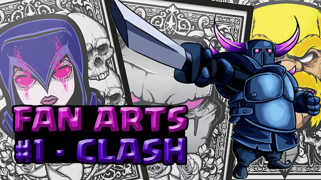 Fan Arts - Clash