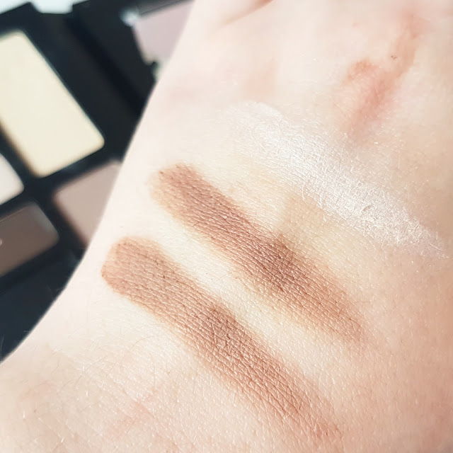 The Kat Von D Shade & Light Eye Contour Palette | Review, Swatches & Dupe!