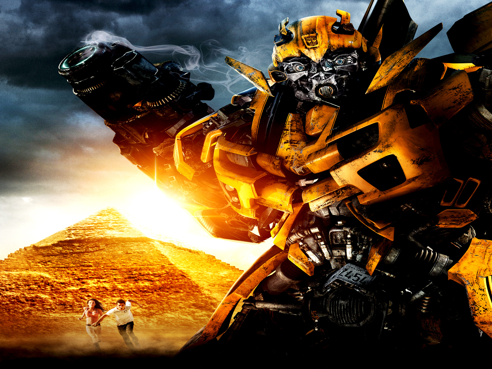 Bumblebee Car Transformers Games