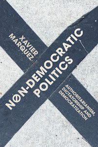 My Book: Non-Democratic Politics: Authoritarianism, Dictatorship and Democratization