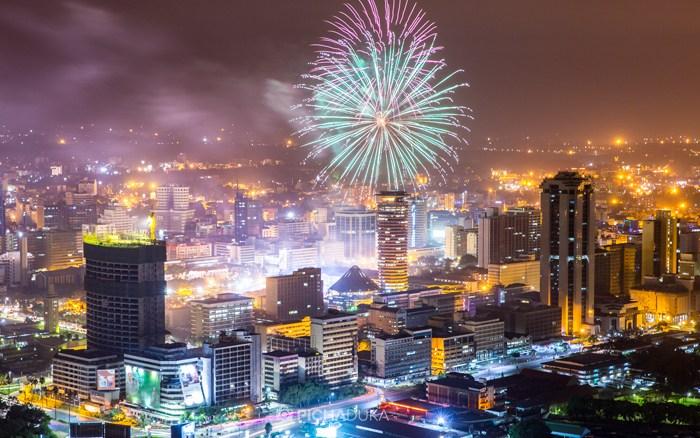 Sonko Spent 6 Million On Fireworks