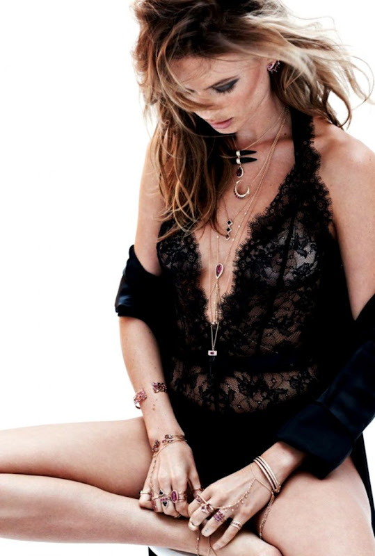 Behati Prinsloo Photoshoot by Jacquie Aishe 8 SAWFIRST Hot