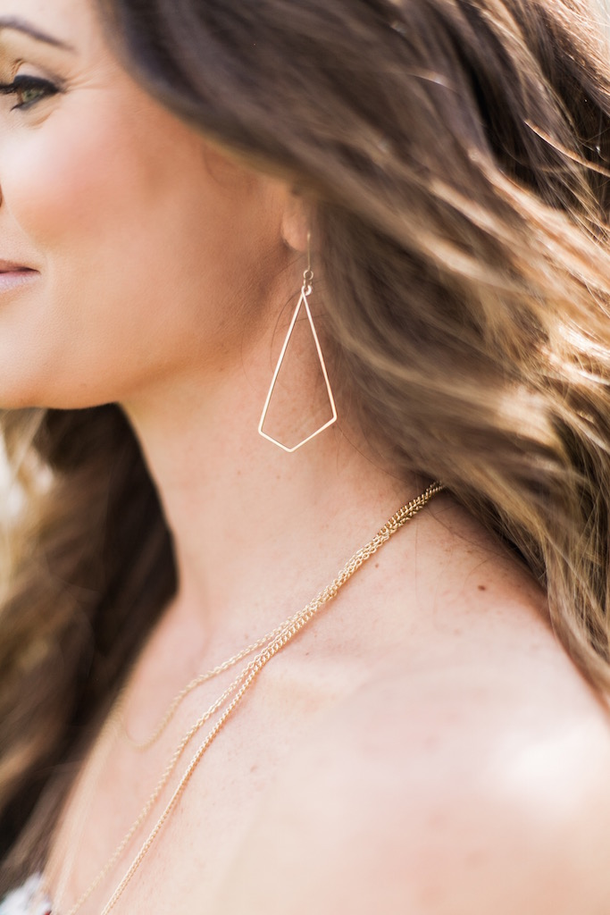 KBStyled: jewelry, earrings, gold earrings