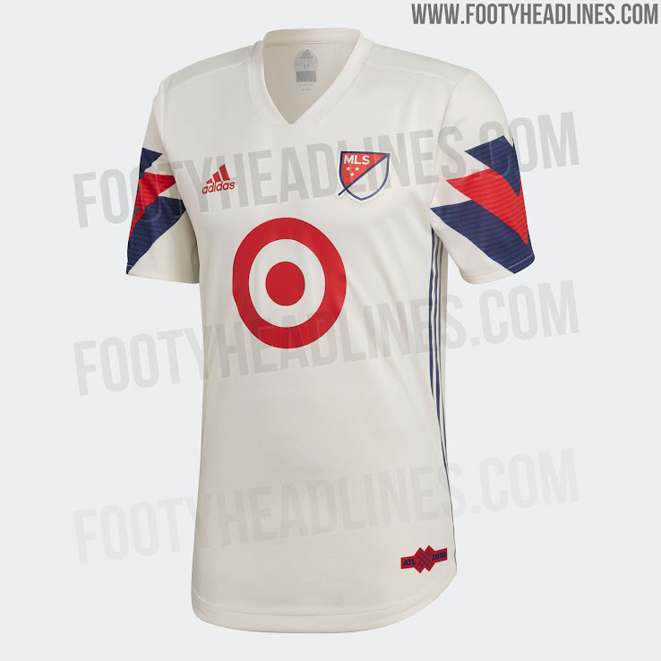 785d5d957 Stunning Adidas MLS 2018 All-Star Kit Released - Footy Headlines