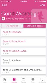 Organized Charm Flylady App Review