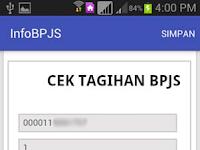 Aplikasi Cek BPJS Kesehatan Android