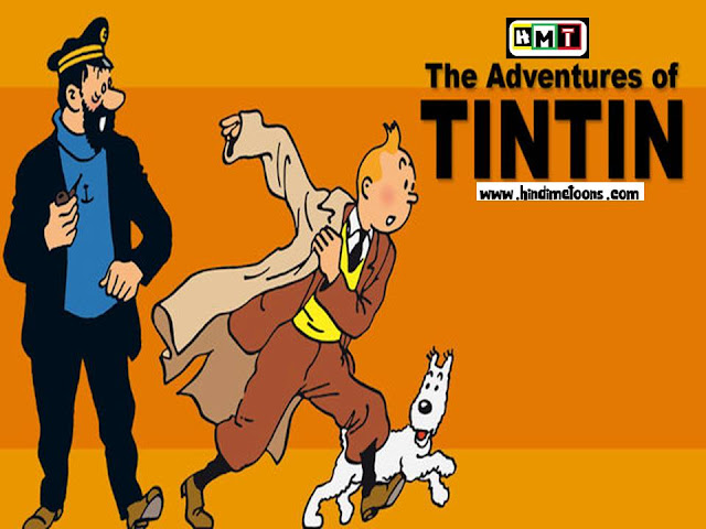 Download The Adventures Of Tintin HINDI Episodes [HD]