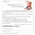 Atividade de dificuldade ortográfica para imprimir - 3º Ano