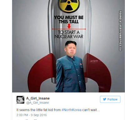 Twitter comes for North Korea's dictator Kim Jong-un after he launches nuclear missile test