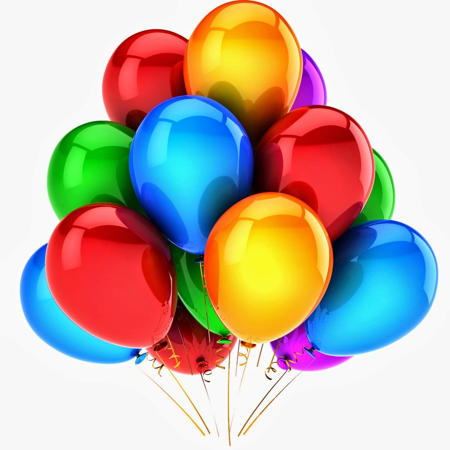 Gifs y fondos paz enla tormenta im genes de globos - Happy birthday balloon images hd ...