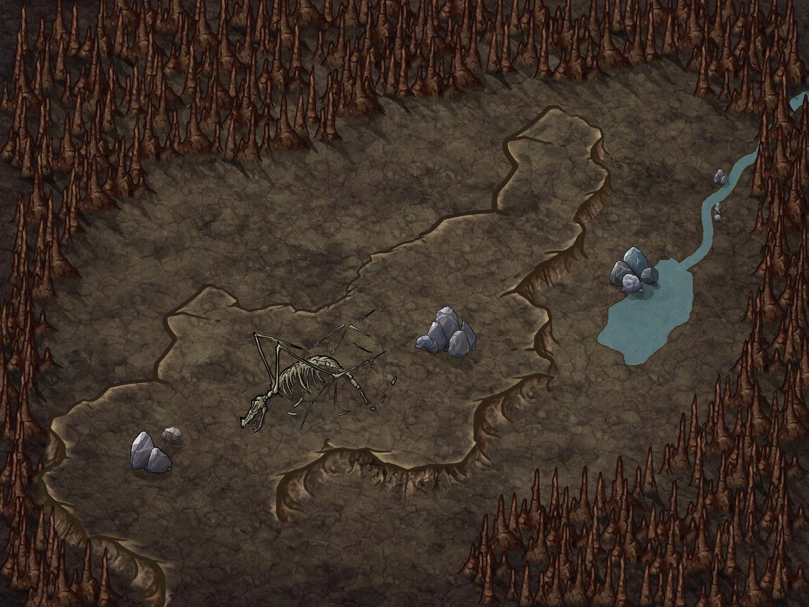 Aventuras D&D 5 Edición - La Ambición de Orobrillante - La Caverna del Dragón