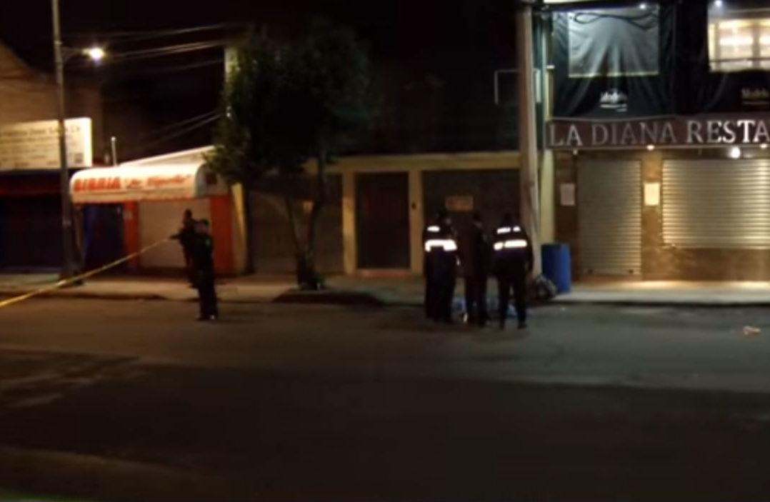 Balacera afuera de un bar en la GAM deja dos muertos y un herido