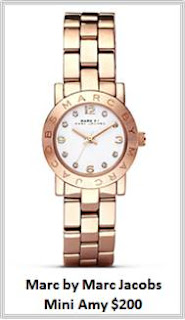 Sydney Fashion Hunter - Rose Gold - Marc by Marc Jacobs Mini Amy