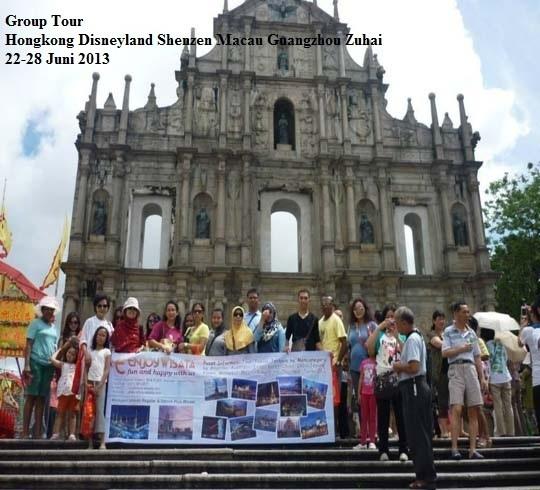 Peserta-Group-Tour-Hongkong-Disneyland-Shenzen-Macau-Guangzhou-Zuhai