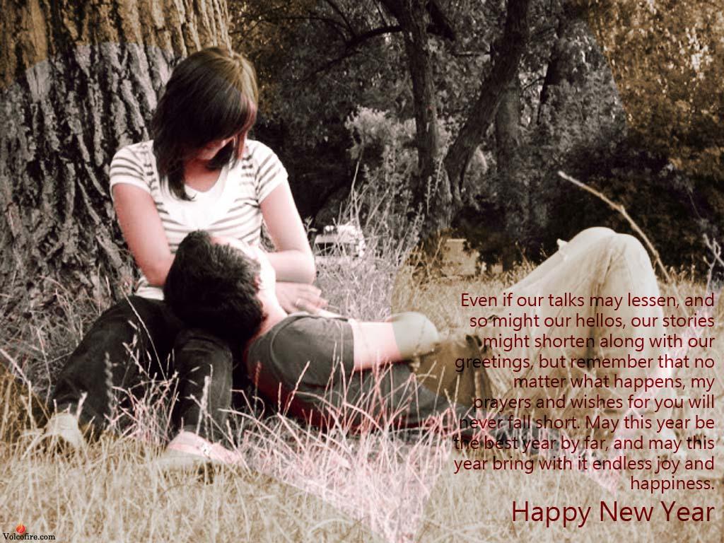 Happy New Year Wishes For Boyfriend Girlfriend Hindi English