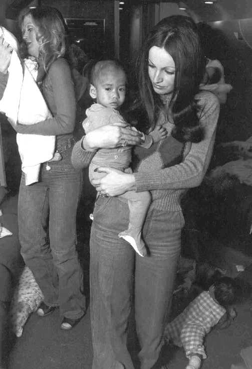 Operation Babylift Historical Photos And The Story Of 78