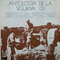 """MANUEL DE ANGUSTIAS... Antología de las seguiriyas"""" (2) Ariola 1971"""