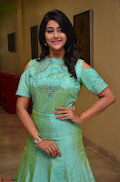 Pooja Jhaveri in Beautiful Green Dress at Kalamandir Foundation 7th anniversary Celebrations ~  Actress Galleries 048.JPG