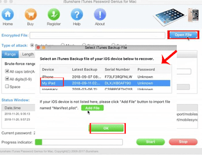 how to recover iTunes password from PC