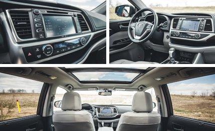 2014 Toyota Highlander AWD V-6