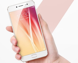 Android Kamera Depan Ada LED Flash vivo x7