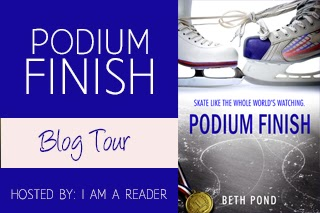 http://www.iamareader.com/2013/12/podium-finish-by-beth-pond-blog-tour-sign-ups.html