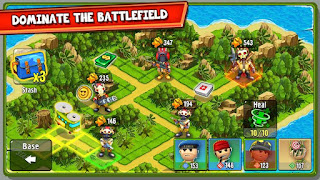 The Troopers: minions in arms Game v 1.2.2 APK Terbaru untuk Android