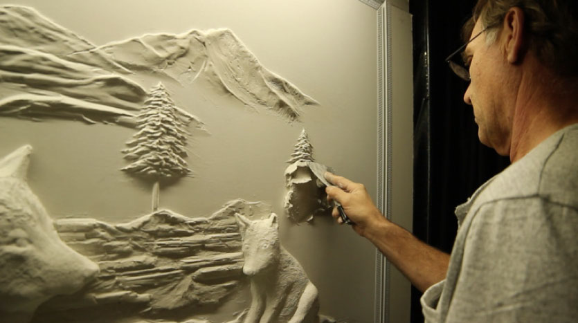 03-Bernie-Mitchell-Painting-Sculpting-Drywall-Wildlife-www-designstack-co
