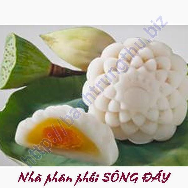 Bánh trung thu kinh đô dẻo hạt sen 1 trứng chiết khấu cao