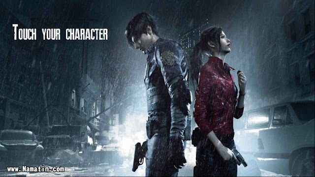 cheat resident evil 2 android