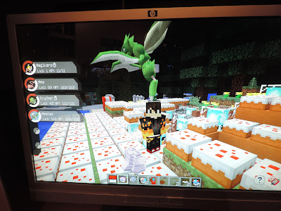 pokemon in minecraft