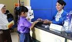 Jam Kerja (Operasional) Bank BRI, Mandiri, BNI, BCA dll...