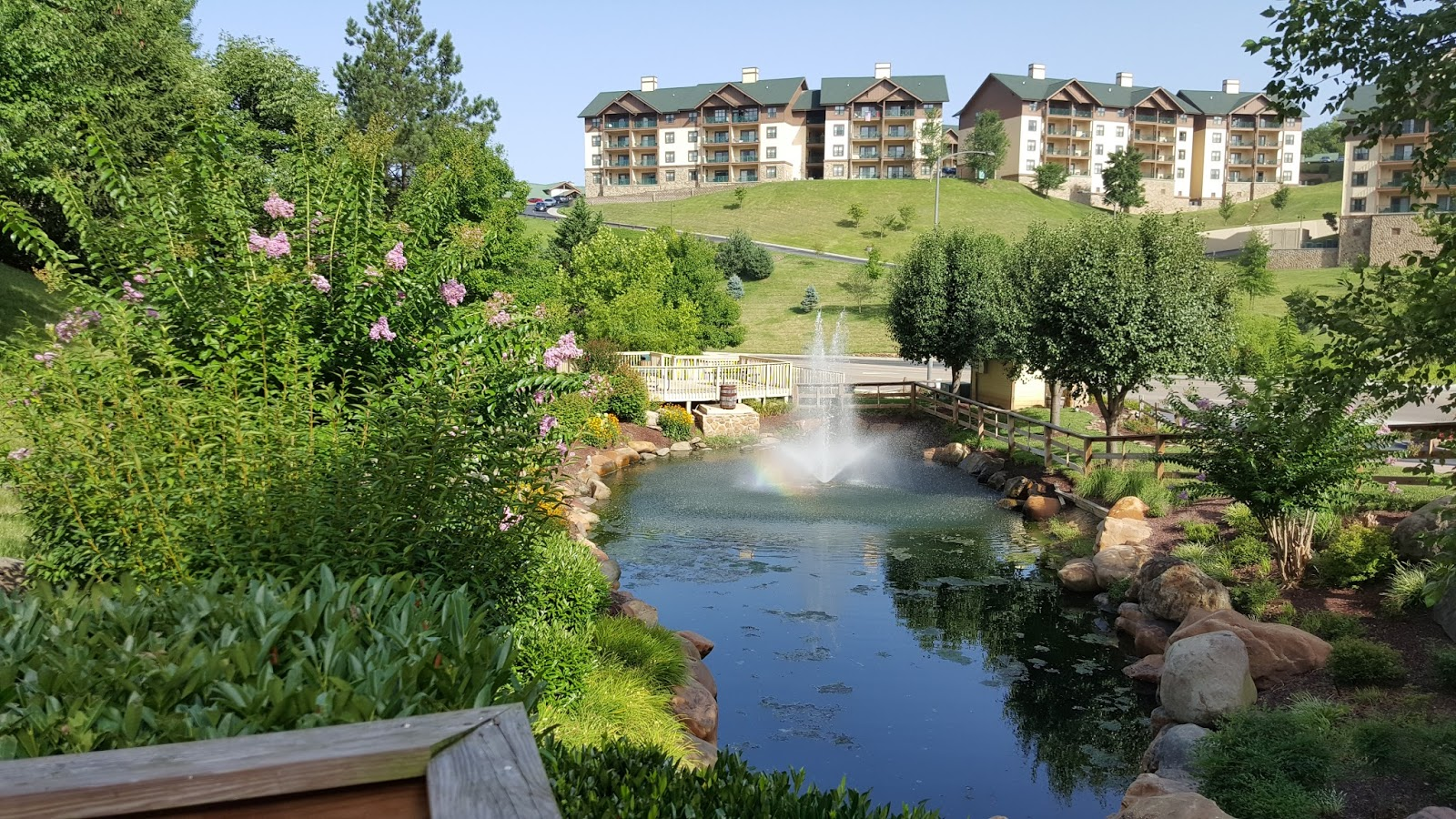 Timeshare Travels 2 Wyndham Smoky Mountains Sevierville