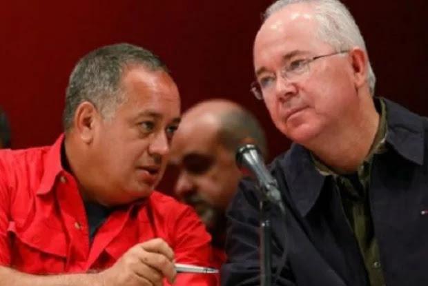 Rafael Ramírez retó a Cabello a debatir sobre la corrupción en Venezuela
