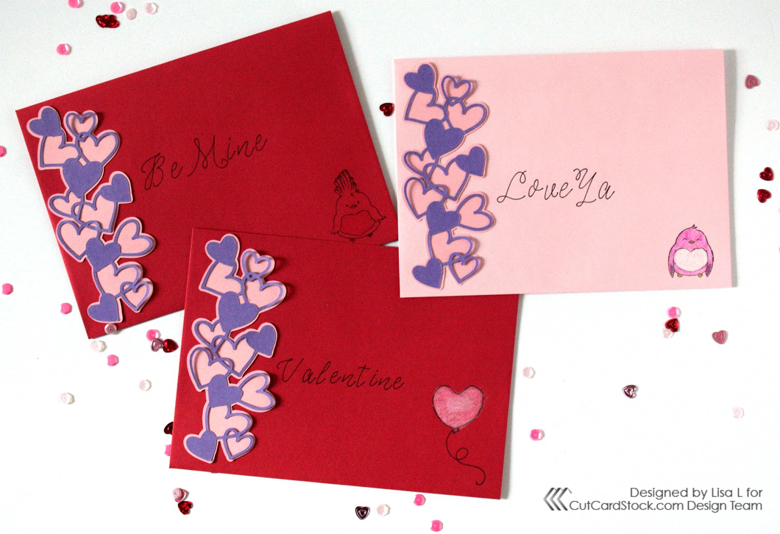 Decorating Envelopes With Your Cricut Machine Cutcardstock