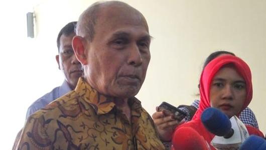 Kasus Makar Eggi Sudjana, Penyidik Cecar Kivlan Zen soal Kata 'Merdeka'