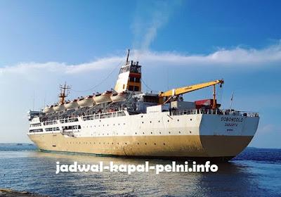 Jadwal Kapal Dobonsolo April 2019 dan Harganya
