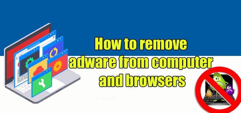 How to remove Marketing Research adware from computer and browsers