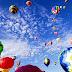 Albuquerque International Hot Air Balloon Fiesta, New Mexico